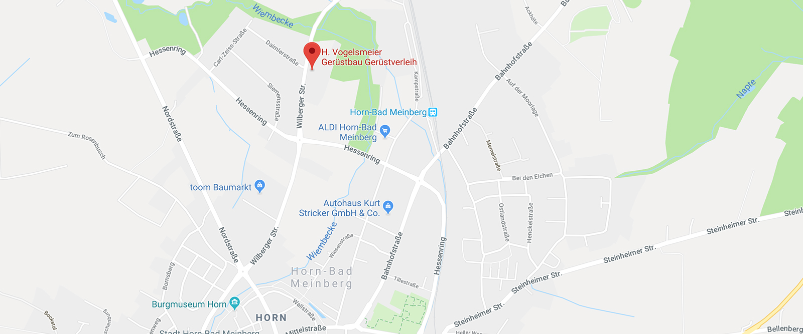 H. VOGELSMEIER Gerüstbau GmbH